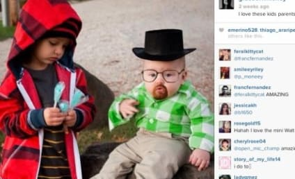 Breaking Bad Halloween Photo Sparks Laughs, Outcry; Aaron Paul Apologizes For Sharing