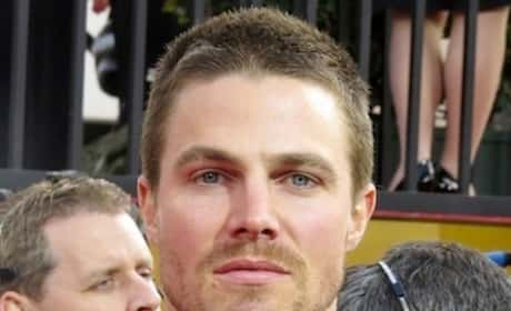 Should Stephen Amell star in Fifty Shades of Grey?