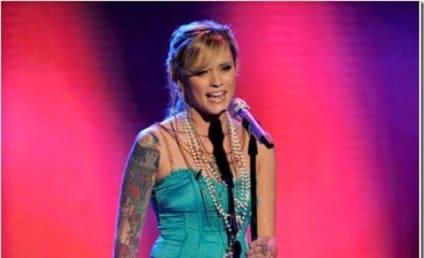 Megan Joy Eliminated from American Idol