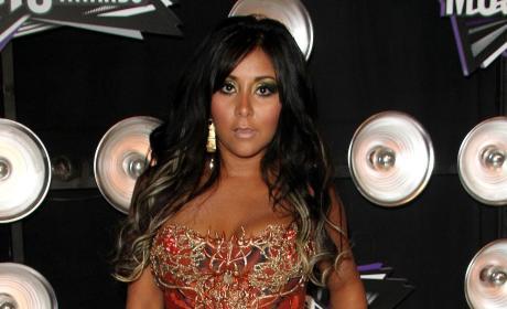 Snooki VMA Picture