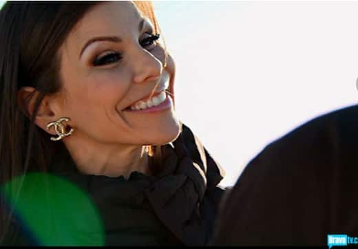 Heather Dubrow Is Happy