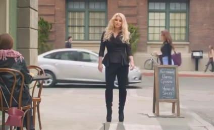 Jessica Simpson-Jennifer Hudson Weight Watchers Ad: Expect Awkward