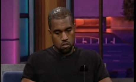 Kanye West on Jay Leno