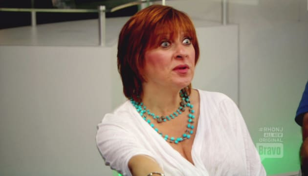 Caroline Manzo on The Real Housewives