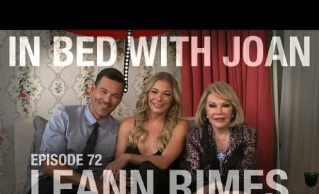 LeAnn Rimes and Eddie Cibrian: In Bed With Joan