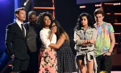 Majesty Rose: Sad AND Happy Over American Idol Elimination