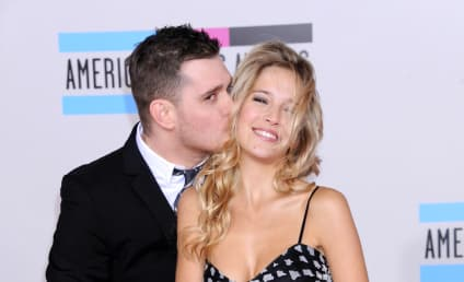 Michael Buble and Luisana Loreley Lopilato de la Torre: Married!
