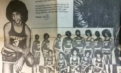 Prince Throwback Photo Wins Internet: See the Singer in Junior High!