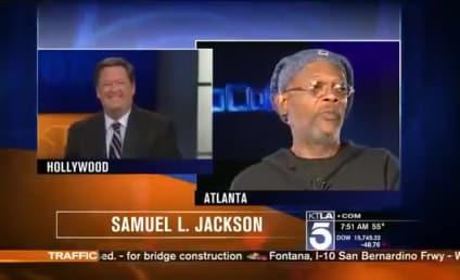 Samuel L. Jackson BLASTS News Anchor: I'm Not Laurence Fishburne!