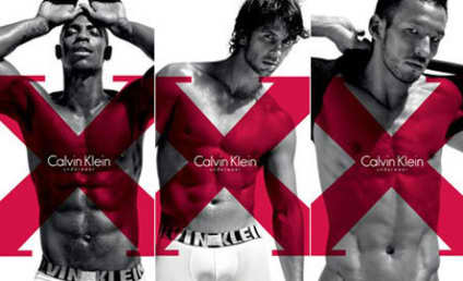 Kellan Lutz for Calvin Klein: X Marks the Hot Spot!