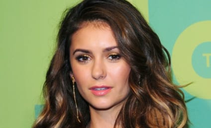 Nina Dobrev: All About the Ombre!