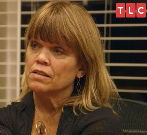 Amy Roloff on the Premiere