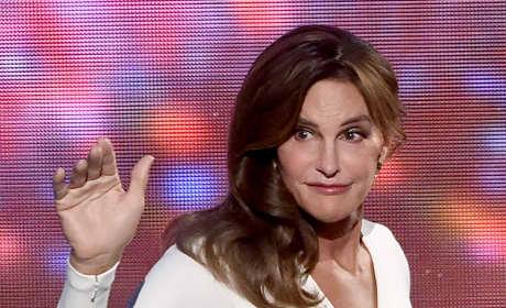 Caitlyn Jenner Accepts 2015 Arthur Ashe Courage Award