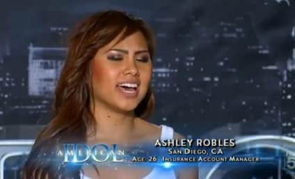 Ashley Robles Conquers Whitney, Awarded Golden Ticket [Video]