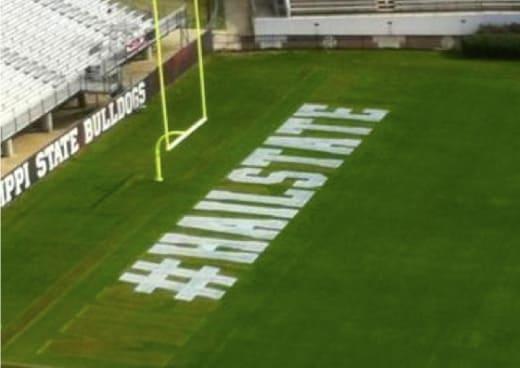 Mississippi State Hashtag