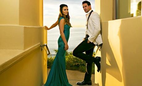 Josh Murray and Andi Dorfman Photo