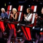 The Judges on The Voice