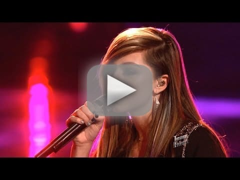 Christina Grimmie - Apologize (The Voice)