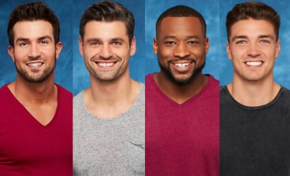 The Next Bachelor: REVEALED! None of These Guys!