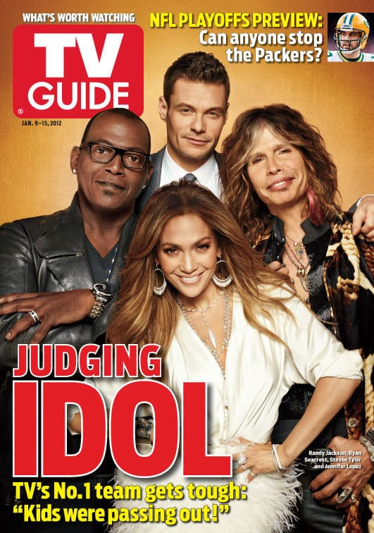 American Idol Cover Story