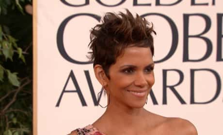 Halle Berry Gives Birth!