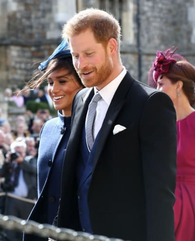 Prince Harry and Duchess Meghan Markle