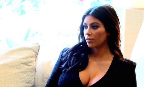 Kim Kardashian to Kris Jenner: You Suck as a Mother!