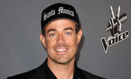 It's a Boy For Carson Daly and Siri Pinter!