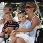 Sean, Britney and Jayden