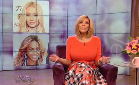 Wendy Williams talks about Beyonce