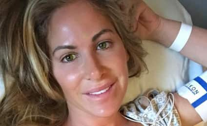 Kim Zolciak: Greetings from My Hospital Bed!