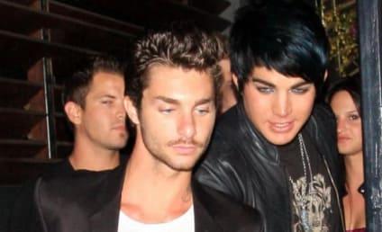 "Adam Lambert: It's Going ""Really Well"" with Drake LaBry"
