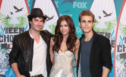 Teen Choice Awards Fashion Face-Off: Ian Somerhalder vs. Paul Wesley