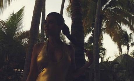 Kourtney Bikini Photo