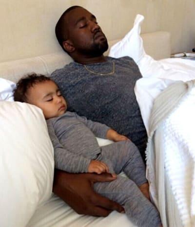 Nori and Kanye