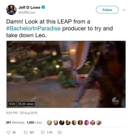 Bachelor in Paradise Recap: FIGHT! FIGHT! FIGHT! - The Hollywood Gossip