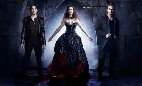 The Vampire Diaries Season 5: New Characters Ahead!