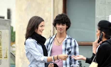 Camilla and Joe's Autograph