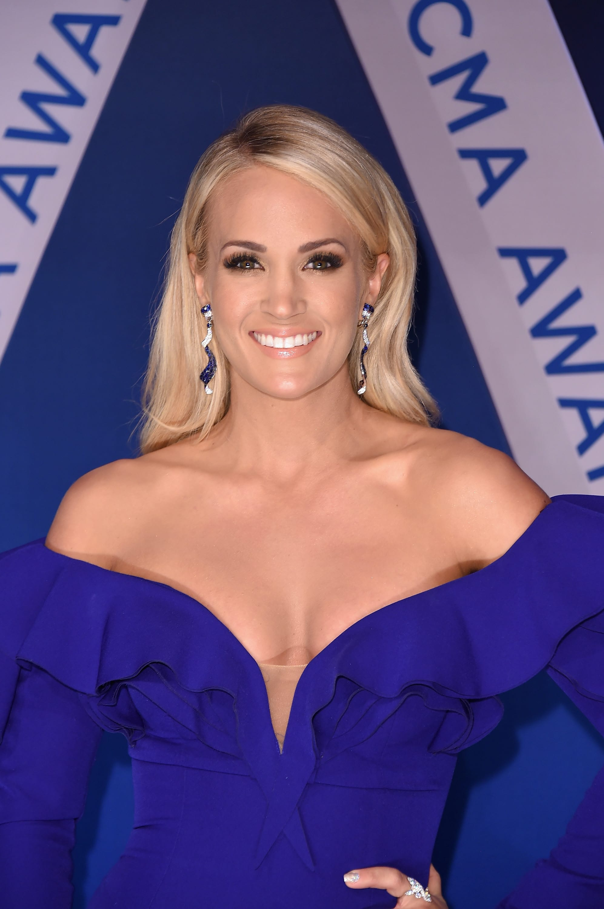 Carrie Underwood 35 Is Too Late To Have More Kids The