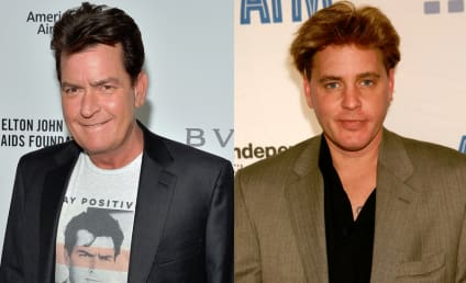 Charlie Sheen Accused of Raping 13-Year-Old Corey Haim (Report)