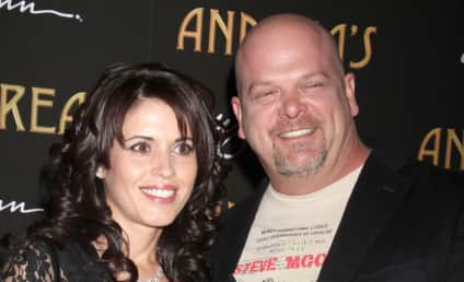 Rick Harrison and Deanna Burditt: Married!