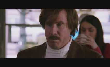 Anchorman 2 Trailer: It's What God Put Ron Burgundy on This Earth to Do