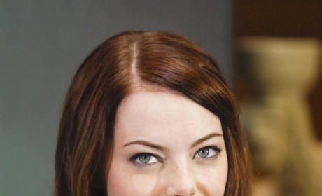 Is Emma Stone hotter as a redhead or a blonde?