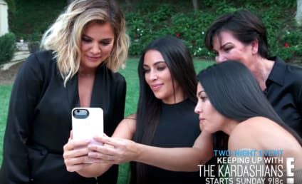 Keeping Up with the Kardashians Recap: Bun in Her Oven