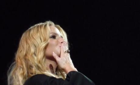 Blowin' a Kiss