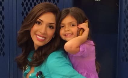 Farrah Abraham Posts Risqué Pics on Daughter's Instagram; Fans Freak Out