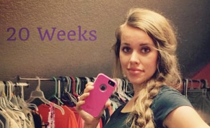 Jessa Duggar Baby Bump Photo: 20 Weeks & Counting!