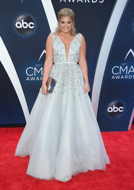 Lauren alaina at 2019 cmas