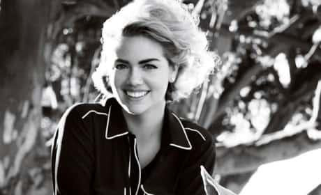 Kate Upton Vogue Photo