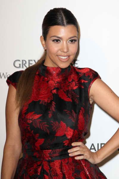 Kourtney Kardashian Fashion Choice